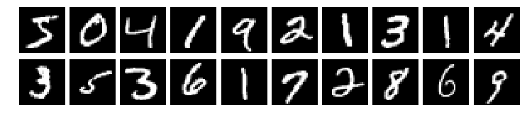 3 3  The MNIST Dataset — conx 3 7 9 documentation